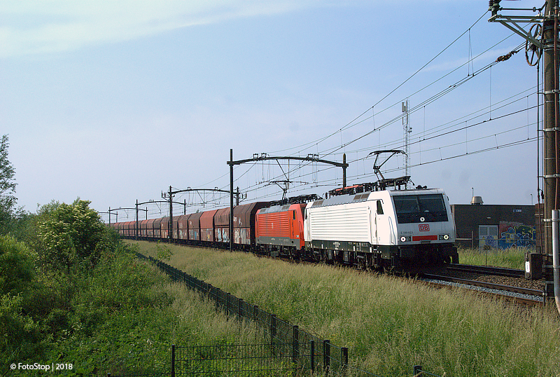 DBC 189 823 - 189 073 Willemsdorp 26.05.2018