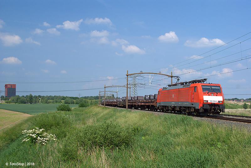 DBC 189 050-8 Wieldrechtse Zeedijk 26.05.2018