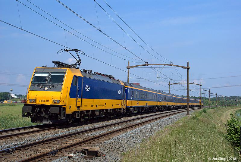 NSR 186 016 - 186 038 Wieldrechtse Zeedijk 26.05.2018