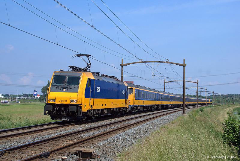 NSR 186 115 - 186 032 Wieldrechtse Zeedijk 26.05.2018