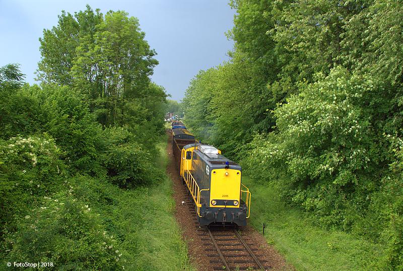 NSR 2205 Cargo Wijlre 27.05.2018