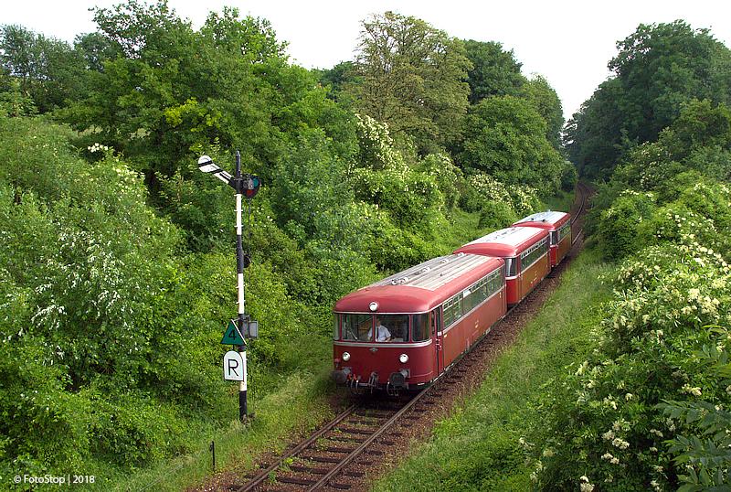 Railbus Wijlre 27.05.2018