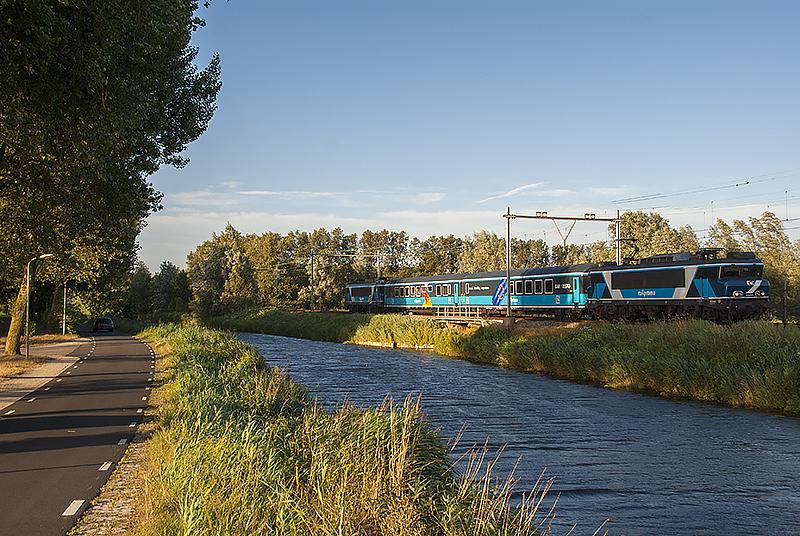 RFS 101001 - dinertrain - RFS101002 Noordwijkerhout 28.07.2018