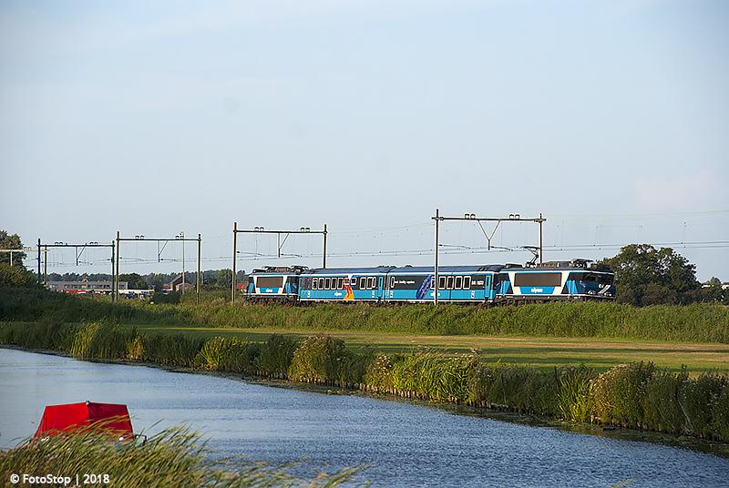 RFS 101001 Dinner Train RFS101002 Noordwijk 21.07.2018