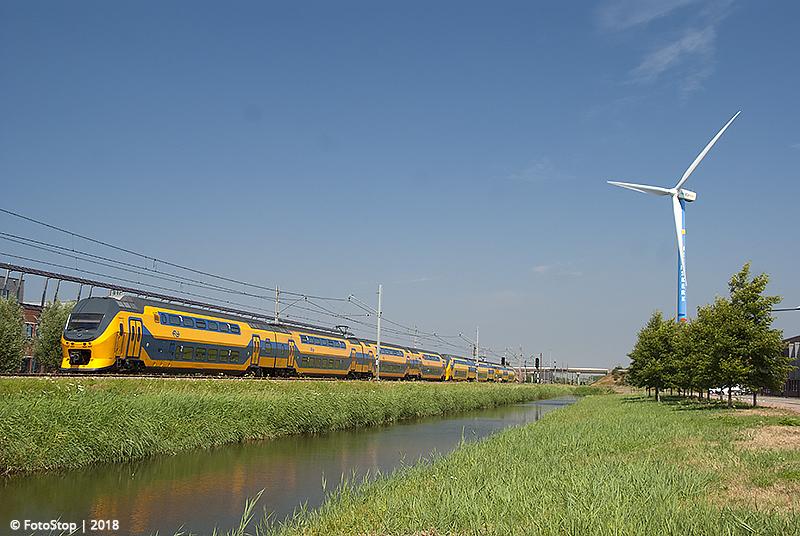 VIRMm 9426 & VIRM 9553 Heemskerk 22.07.18
