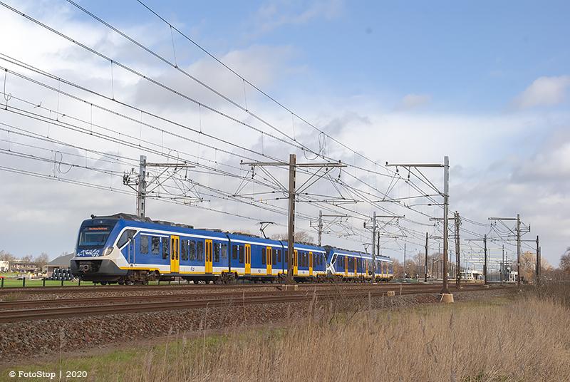 NS SNG 2334 - 2724 Voorschoten 01.03.2020